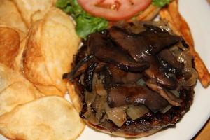 The Domo Burger