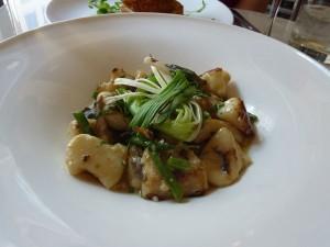 Sautéed Potato Gnocchi