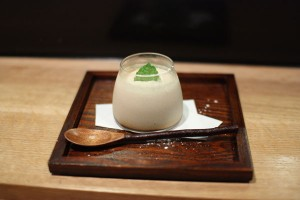 Green Tea Custard