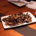 Roasted Wild Mushrooms, Parsley, Garlic