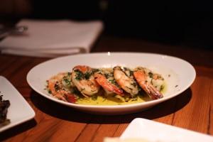 Sautéed Shrimp, Garlic, Parsley & Lemon