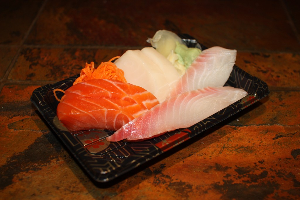 Sashimi Appetizer