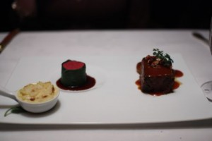 Beef Two Ways