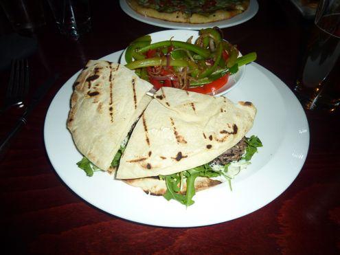 Pita Tuna Sandwich