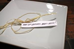Birthday Greeting from Komi