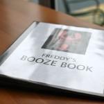 Freddy's Booze Book