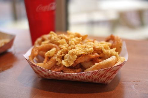 Clam Strips Platter