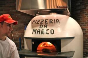 Pizzeria da Marco Oven