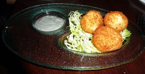Risotto Balls