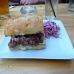 Pit Beef BBQ Sandwich