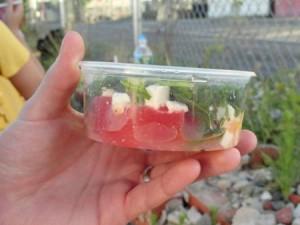 CapMac Summer Salad