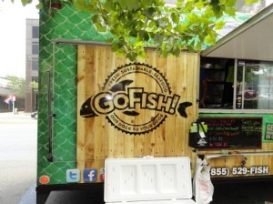 GoFish! Food Truck