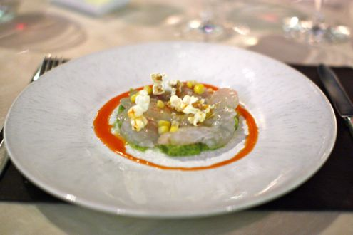 Daurade Ceviche