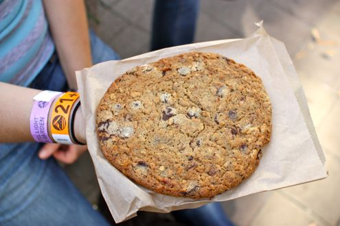 Firehook Bakery's Presidential Sweet Cookie