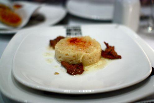 Vermicelli prepared like pudding