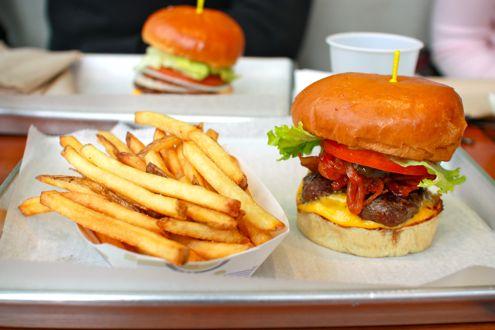 Kraze Burgers
