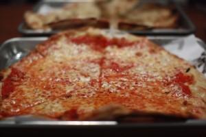 Tomato pie with mozzarella
