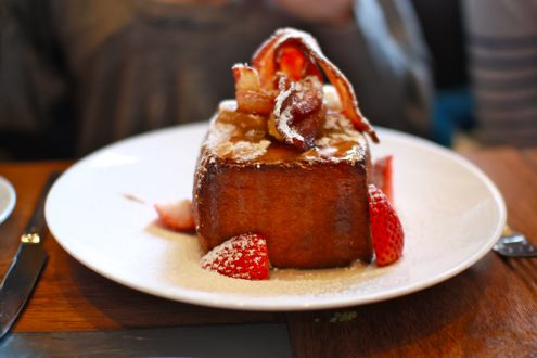 The King French Toast