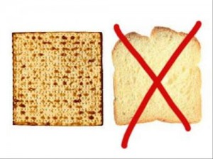 No Chametz!