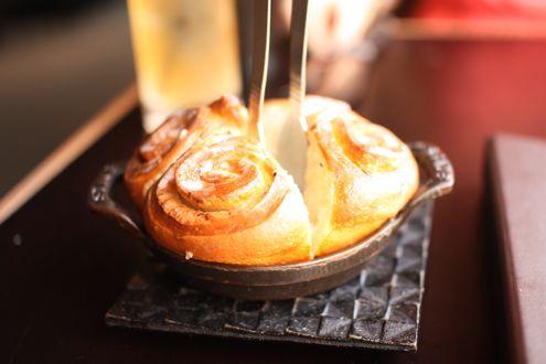 Truffle rolls