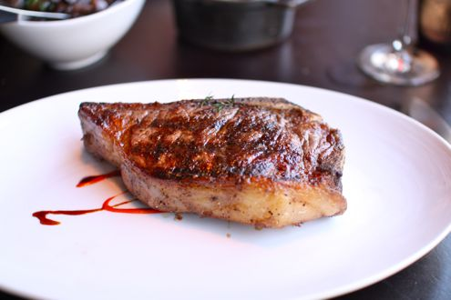 14 oz bone-in New York Strip 50 Day