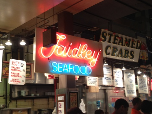Faidley Seafood