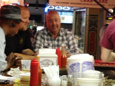 Andrew Zimmern!
