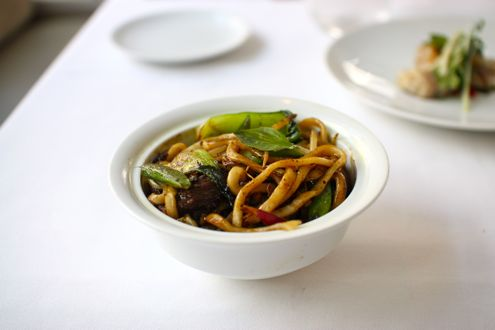 Shanghai Noodles