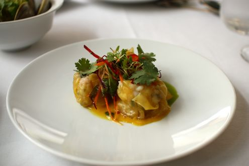 Sea Scallop Sui Mai