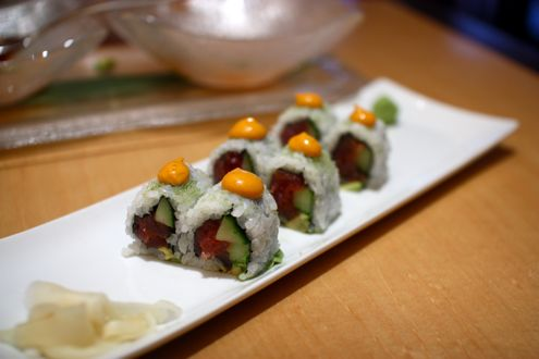 Angry Zengo Roll