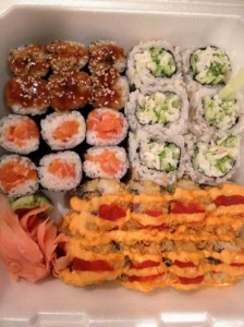 Moby Dick Sushi