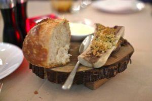 Bread and bone marrow