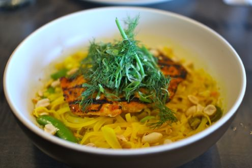 Vietnamese salmon