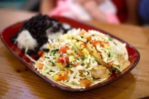 Signature fish tacos