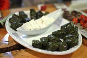 Greek dolmades